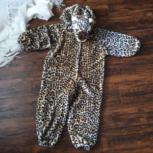 Other - Kids Leopard Costume